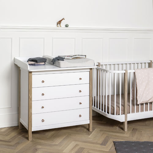 Oliver Furniture wood collection Nursery Top