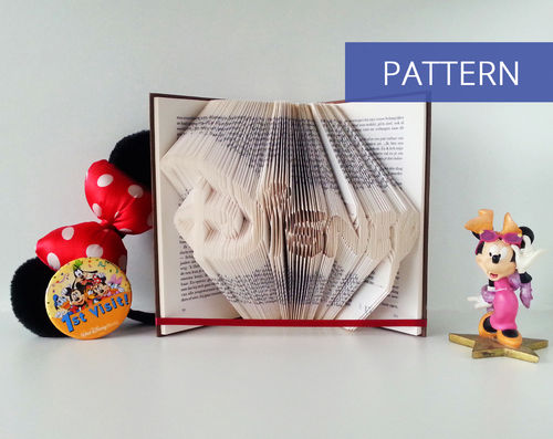 Folded Book Patterns Disney