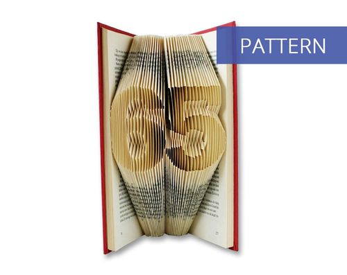 Bookfolding patterns Number 65