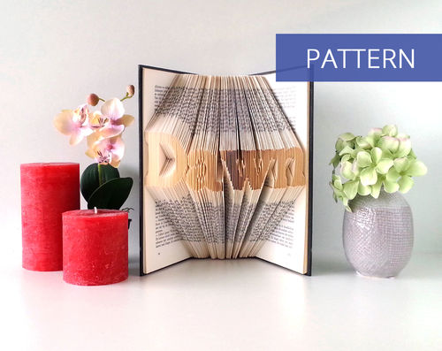 Custom DIY Pattern Word or Name
