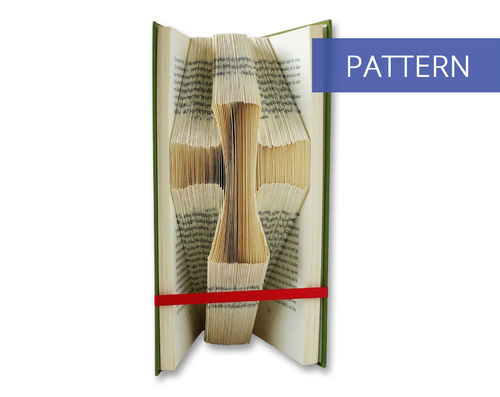 Folded Book Patterns Christian Cross