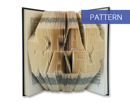 Bookfolding patterns Star Wars Logo