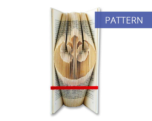 Folded Book Art Pattern Rebel Alliance