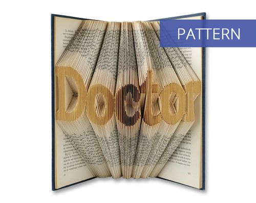 Folded Book Art Pattern Doctor