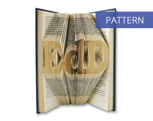 Bookfolding patterns EdD