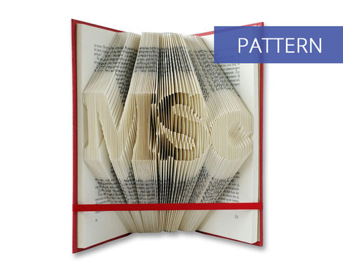 Folded Book Patterns MSc