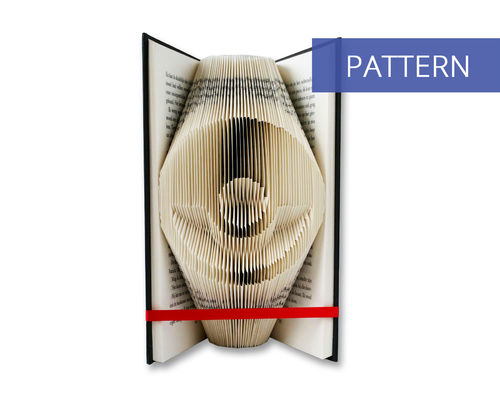 Folded Book Patterns Pokeball