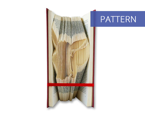 Bookfolding patterns Eevee