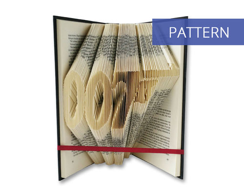 Folded Book Patterns 007