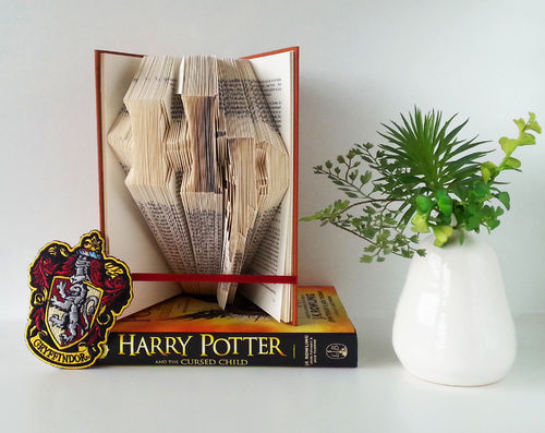 Harry Potter Logo - Folded Book