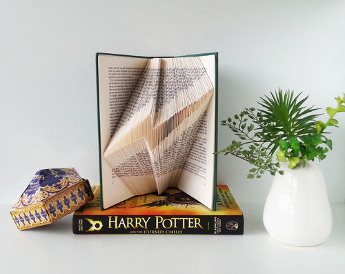 Harry Potter Scar - Folded Book