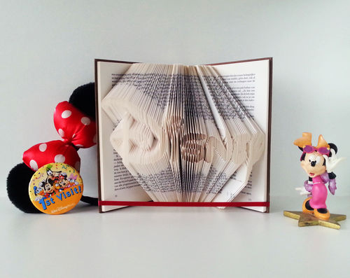 Disney - Folded Book