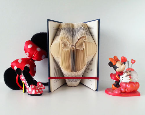 Minnie Mouse - Folded Book
