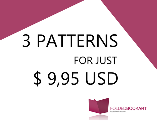 3 Patterns for $9,95