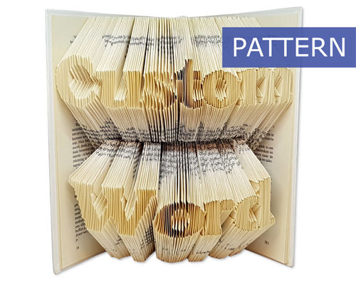 2 Lined Pattern - Custom words