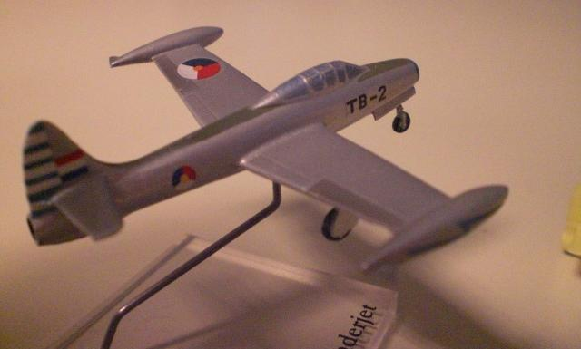 Model Republic F-84G Thunderjet (Schaal 1:200)