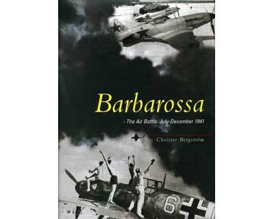 Barbarossa the air battle: July - December 1941