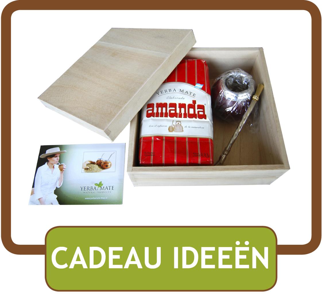 webwinkel voor yerba mate cadeausets en startersets