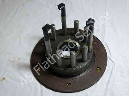 *hub assembly, wo bearing ,WL