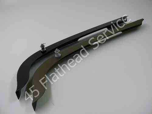 chain guard, rear, WL, green or black