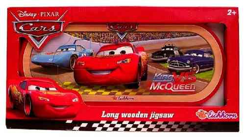 Disney Cars puzzel King vs. McQueen