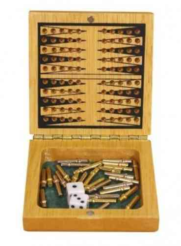 Backgammon Travel reisspel