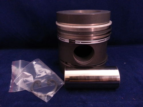 Piston Mercedes-Benz OM352 Diesel 64-84 alt with 4 rings