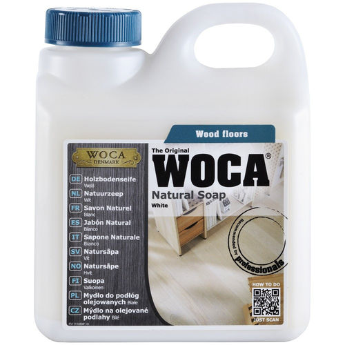 Woca Natural Zeep White 1L