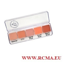 CREAM BLUSH-RCMA – GINA PINK - CHEEK COLOR-  1/8 OZ = 9 Gram
