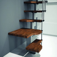 "Space Saver Stairs Type ""Mini"""