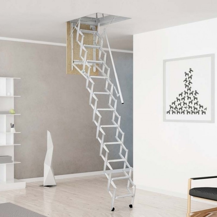 "Folding Staircase Type ""ADJ"""