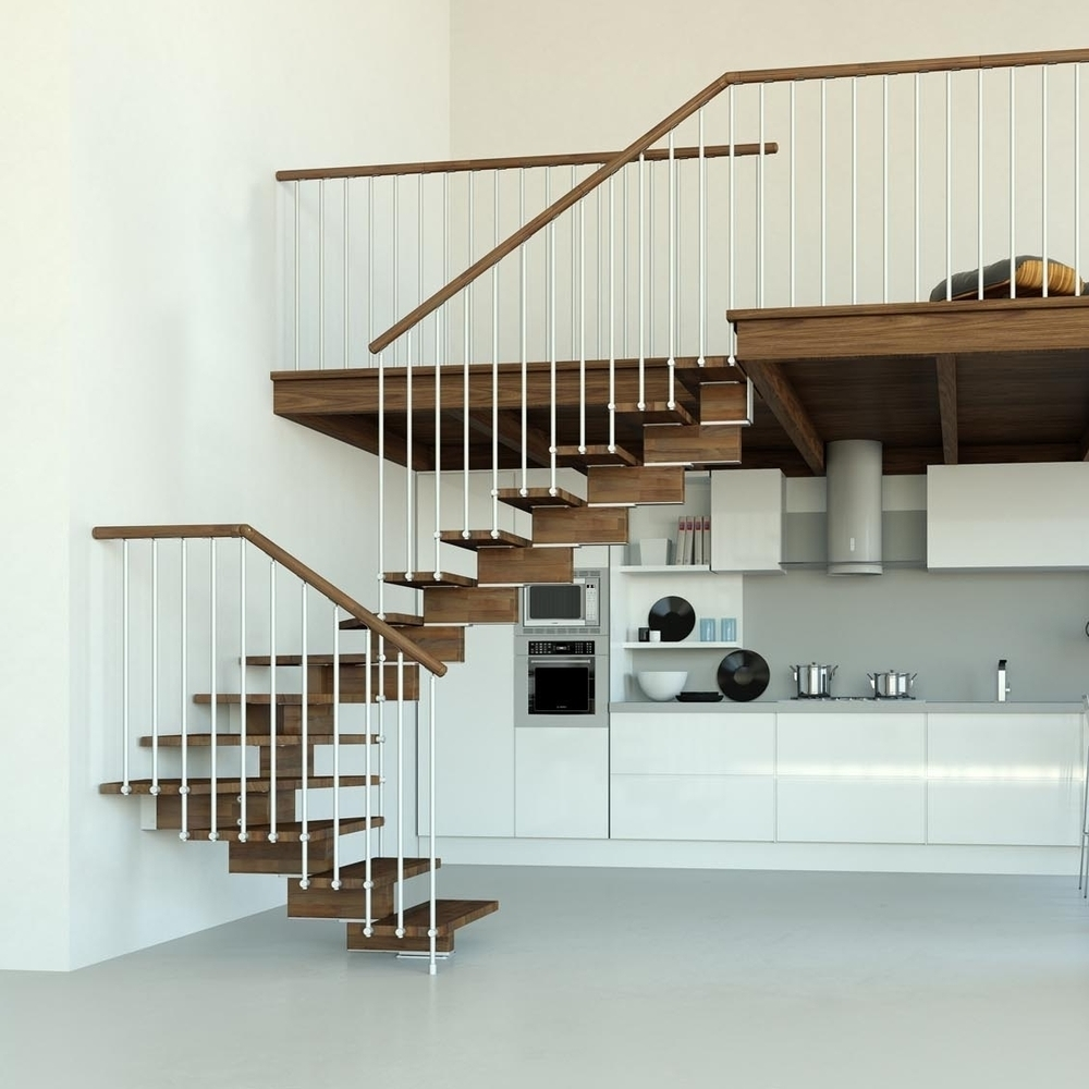 "Open Staircase Type ""Kiara"""