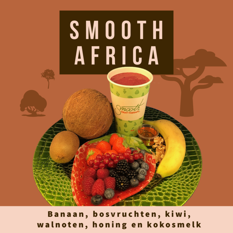 Smooth Africa Sports 500ml
