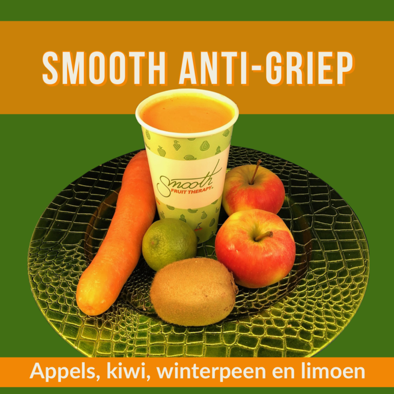 Smooth Anti-Griep Sports 500ml
