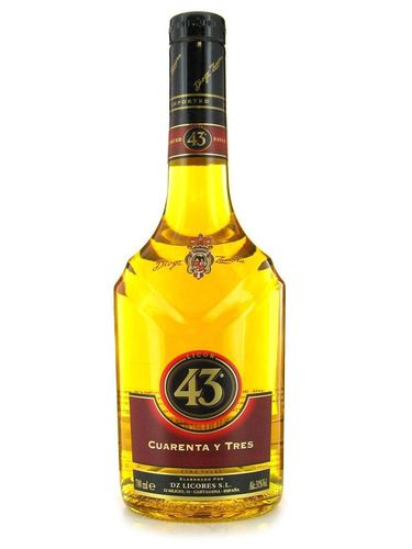 GEDIST.Licor 43 70cl