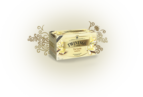 THEE.Vanille 25x2gram Twinings