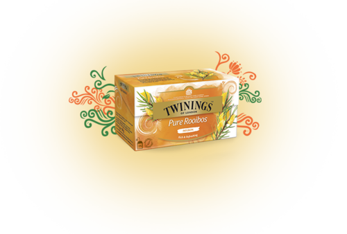 THEE.Pure Rooibos 25x2gram Twinings