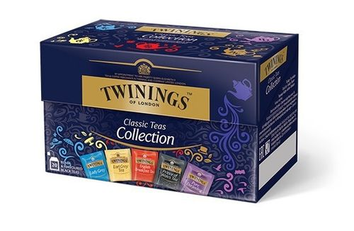THEE.Classic Collection Zwarte Thee  20x2gram Twinings