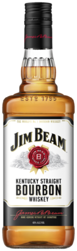 GEDIST.Bourbon Whiskey Kentucky Straight 70cl. JimBeam