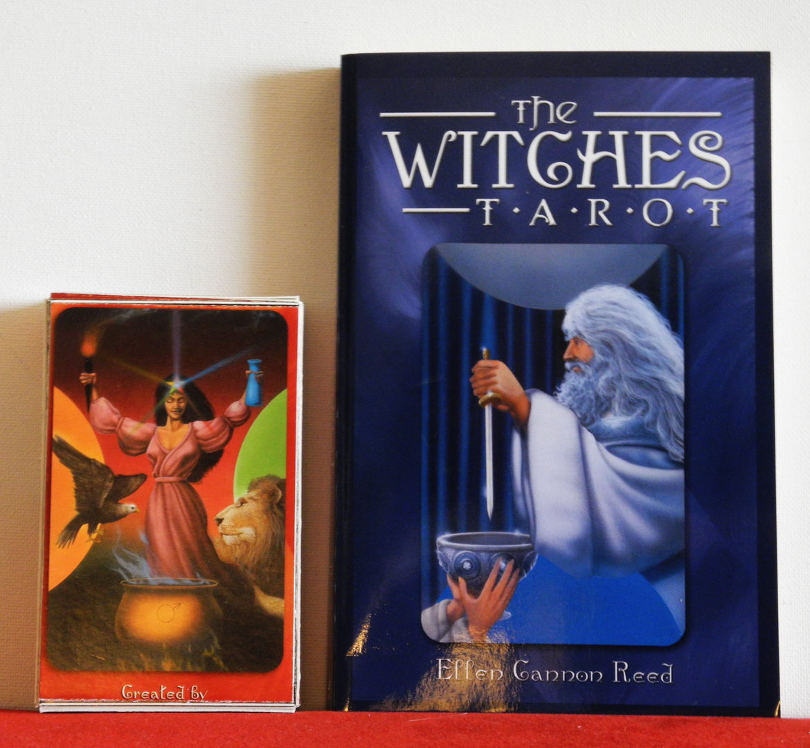 Witches Tarot, The d/b