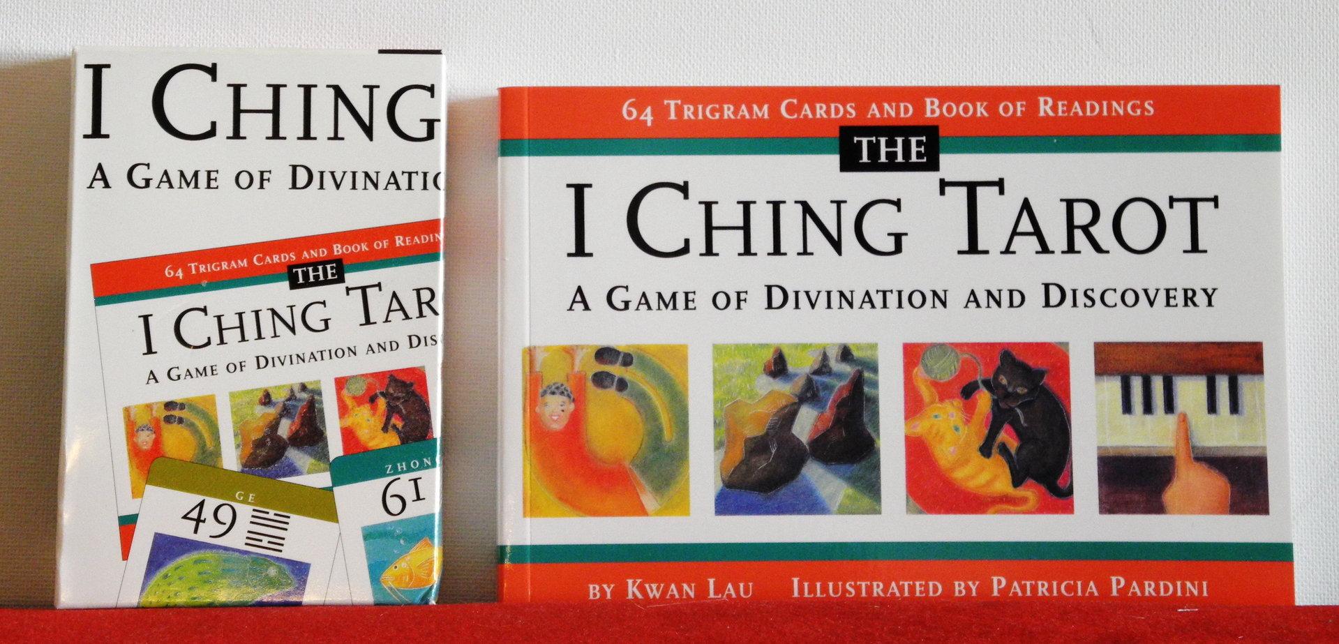 I Ching Tarot d/b