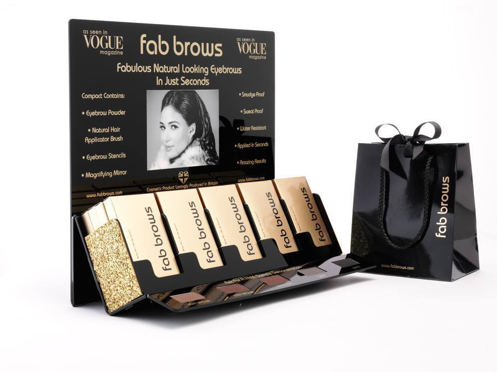 Fab brows thuis-kit