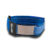 SOS ID Sportband, Blue. Engraving is possible at the front and back
