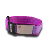 Medical ID Sportband, Purple, Engraving possible at the front & back.