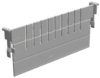 FLEXMODUL-DIVIDER ABS 300x100mm