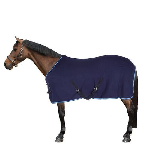 Riding World Fleecedeken Polar Fleece Kruissingels