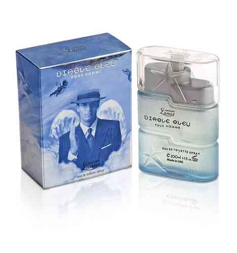 Diable blue for men