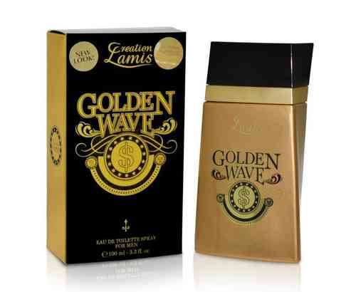Golden Wave for men