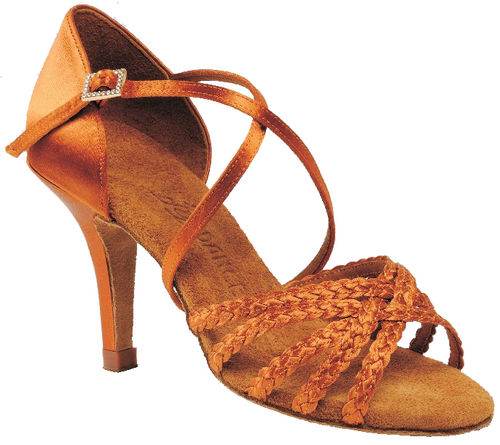 216-B Ladies Latin Shoe