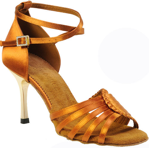 2323-B Ladies Latin Shoe